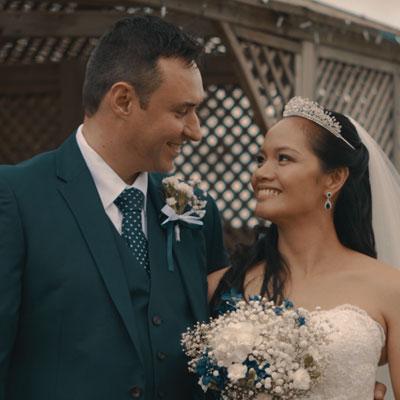 Belle & Jon - Wedding Videographer Ipswich