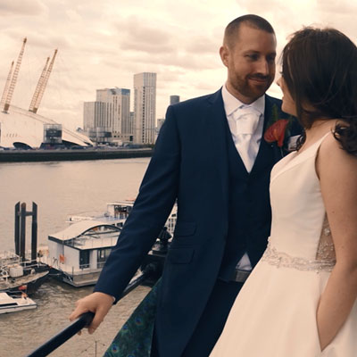 Gregory & Sarah Wedding Videography London