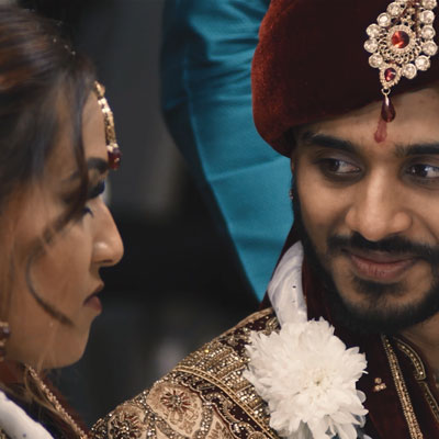 Rajiv & Henna Kent Wedding Videographer