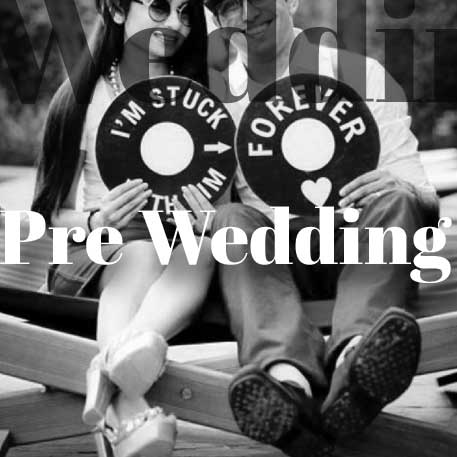 What is the purpose of pre-wedding video