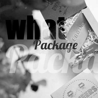 What should a wedding videography package include