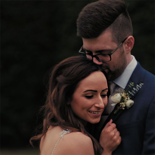 Kirsty & Ross Wedding Video Winters Barns Canterburry