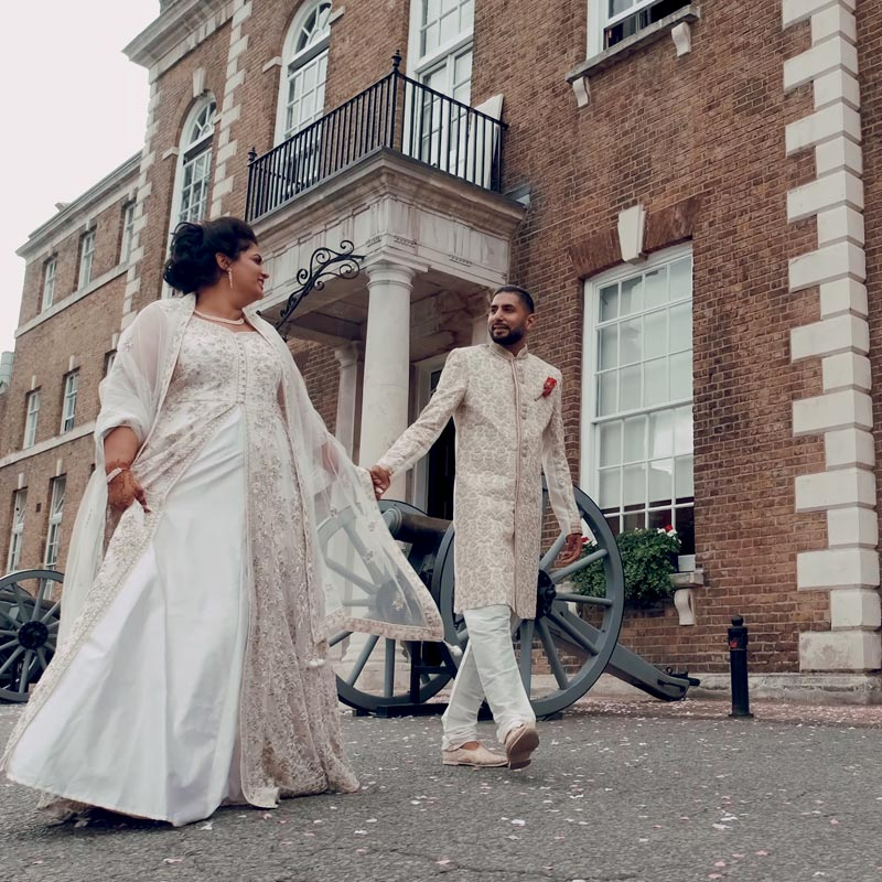 Rahim & Nadia's Wedding Video Honourable Artillery Company London