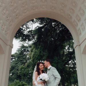 Rhys & Rebecca Wedding Video Gunnersbury Park & Clayton Hotel