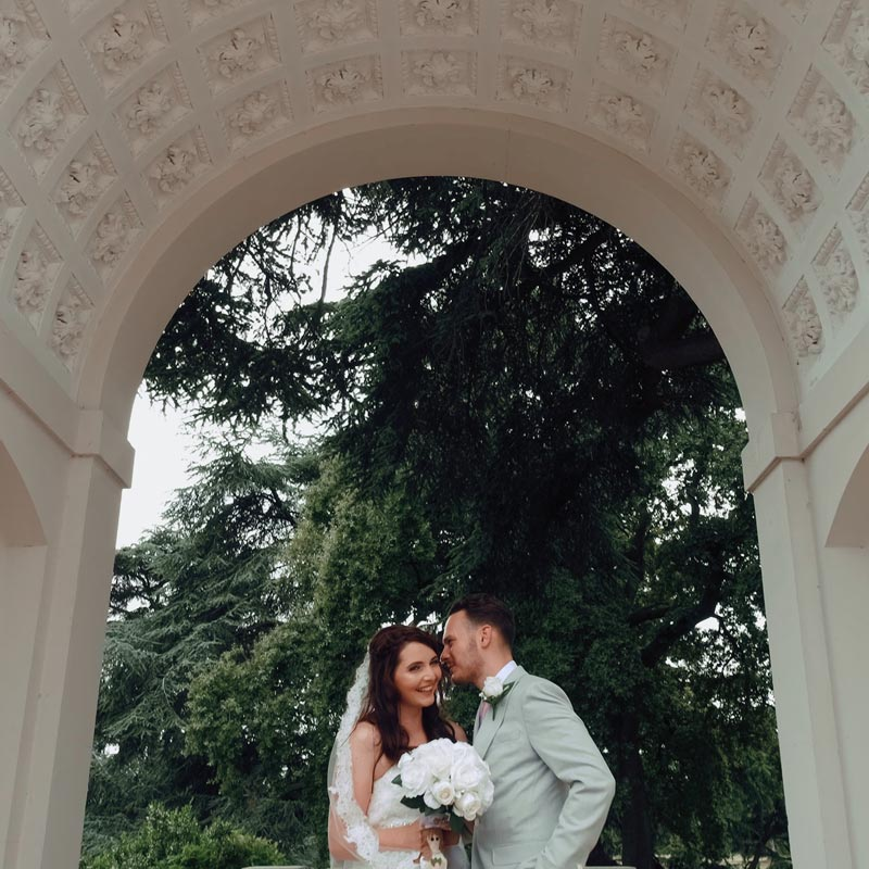 Rhys & Rebecca Wedding Video Gunnersbury Park & Clayton Hotel
