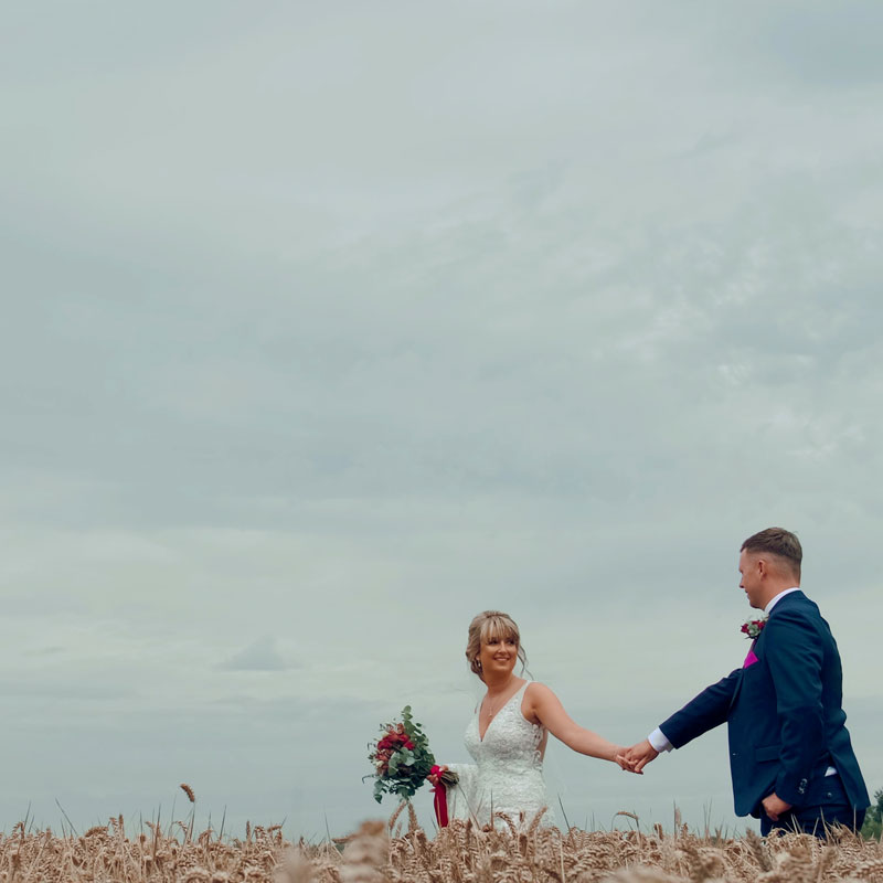 Simone & Andy Wedding Video at Southend Barns Chichester Hampshire