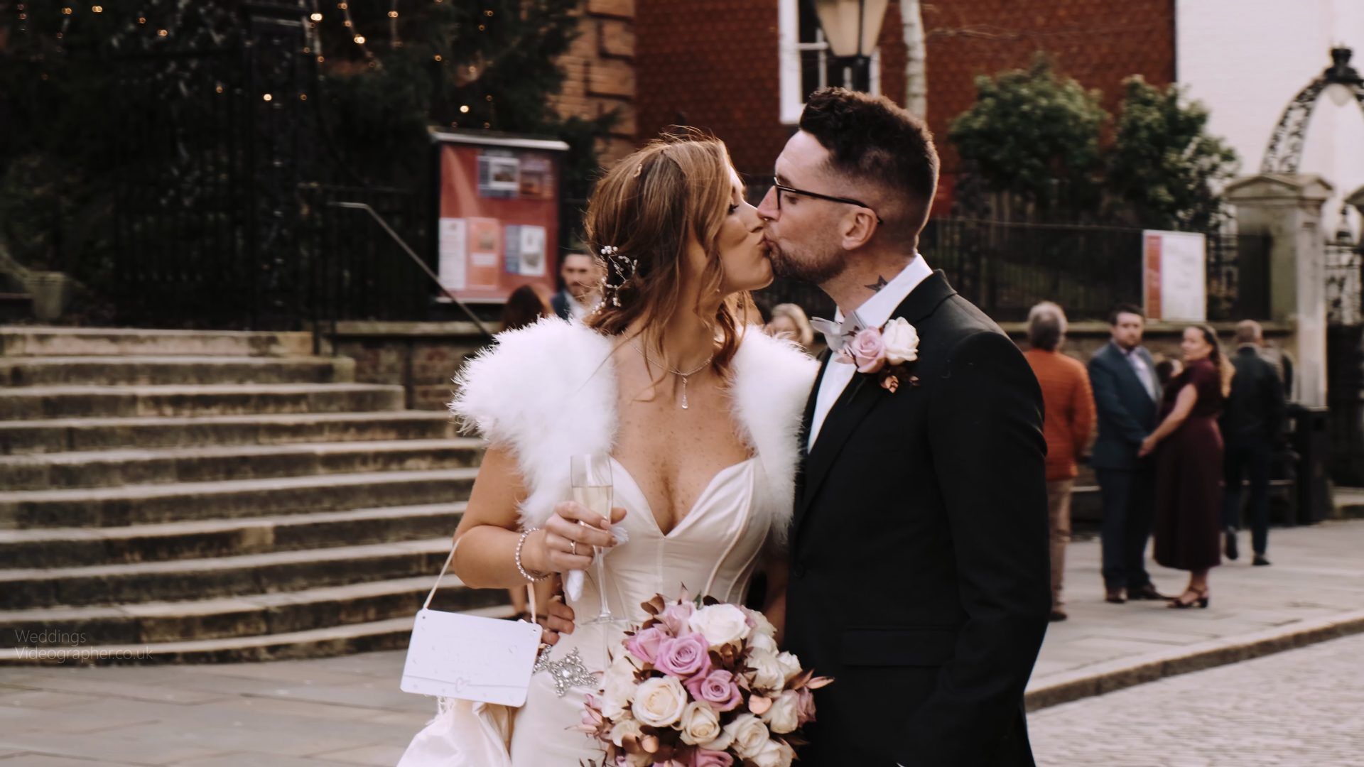 Lou & Dan Wedding Highlights The Harbour Hotel Guilford