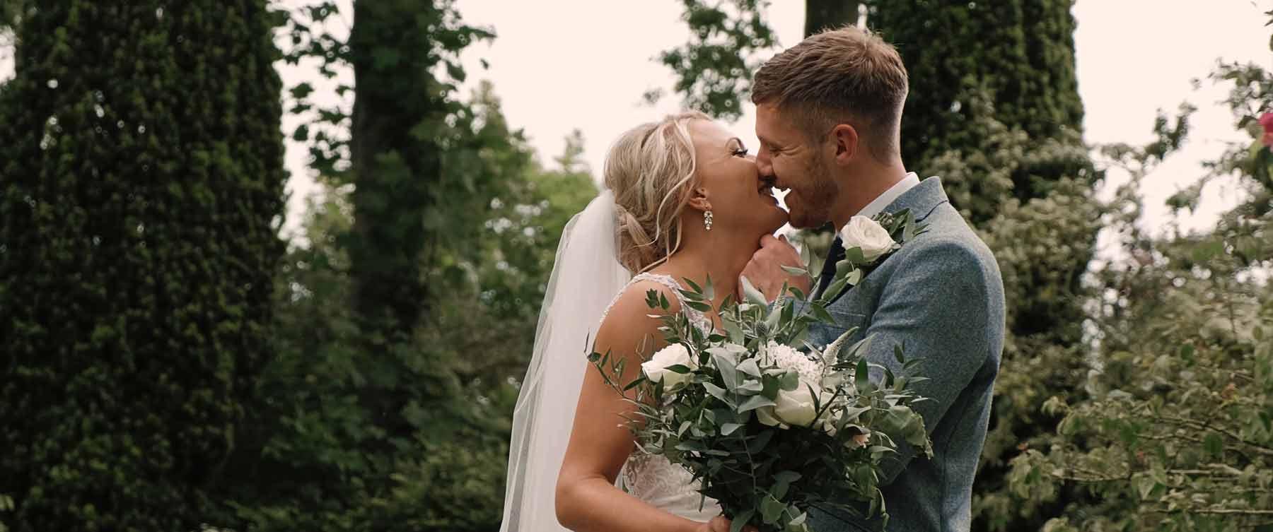 Beth & Scott's Wedding at South Farm Royston