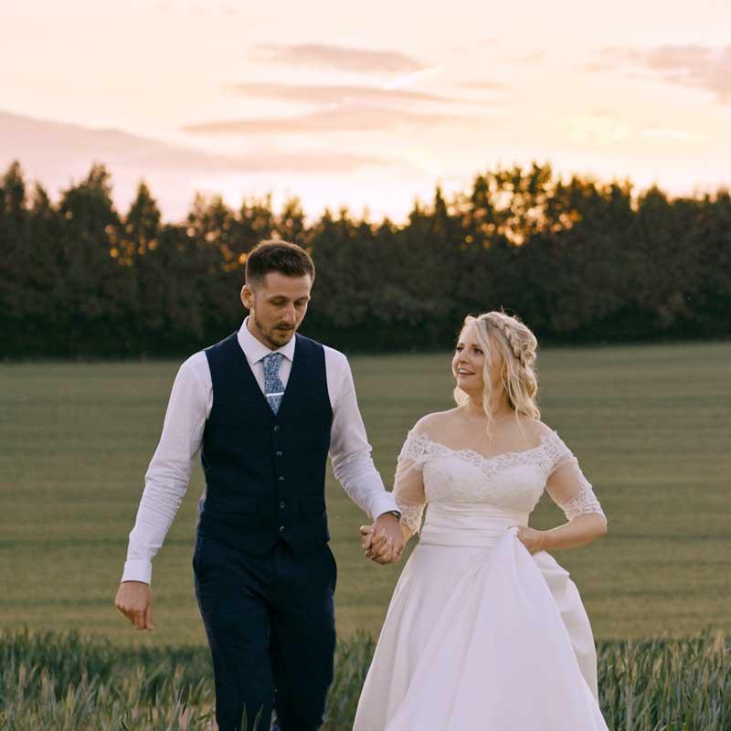 Jessica and Darrell Wedding